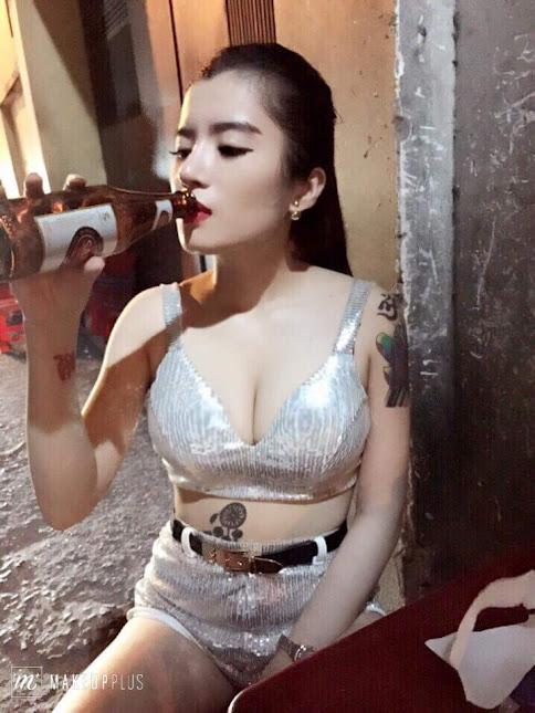 DJ Su Tây (Phan Lê Kim Phú), hot girl DJ 14