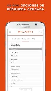 MACARFI - náhled