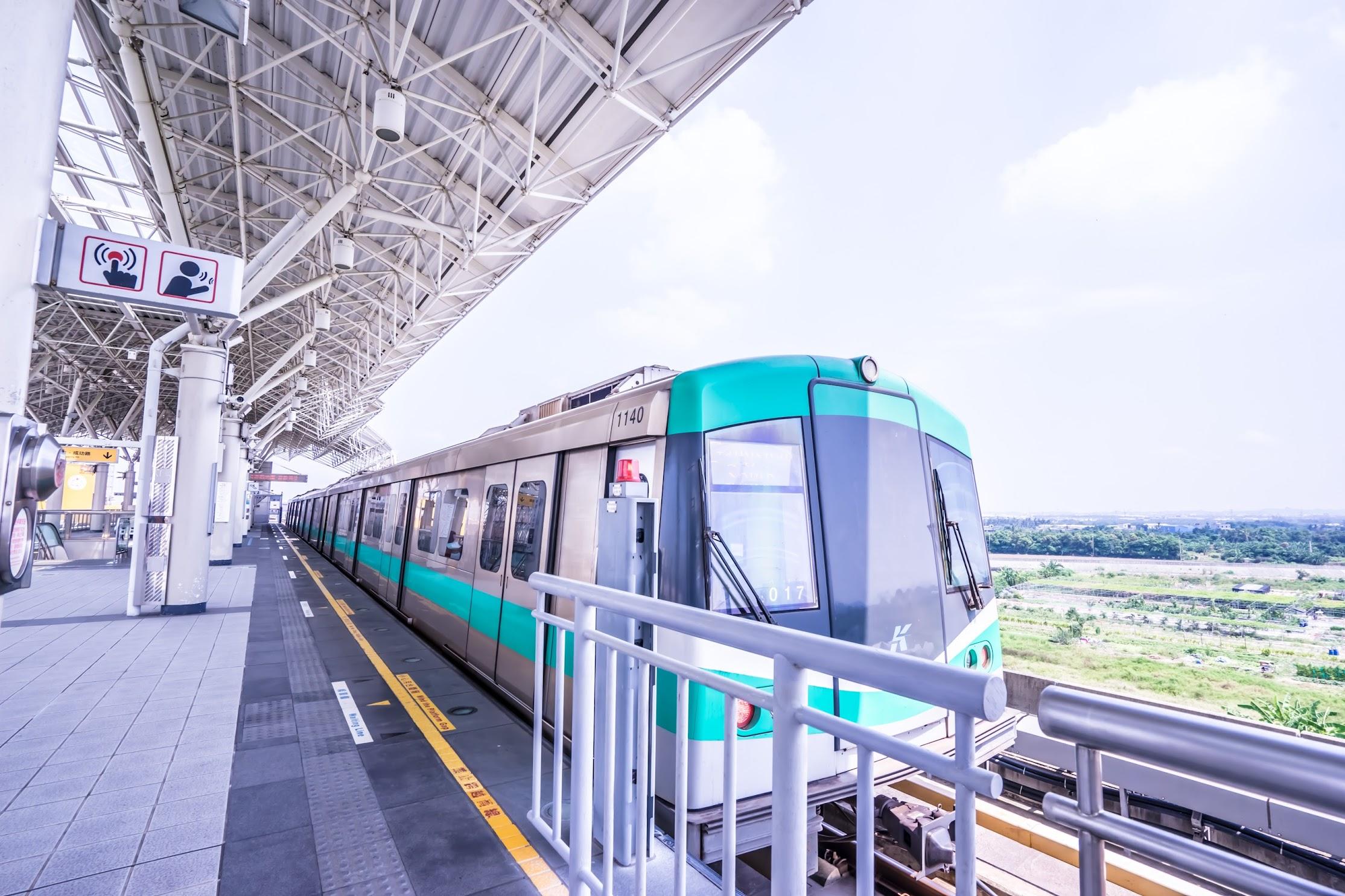 台湾 高雄 MRT2