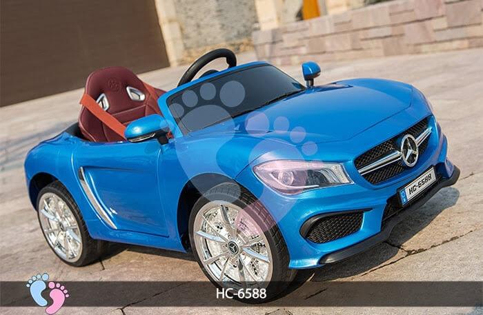 Xe ô tô điện cho bé Mercedes HC-6588 2