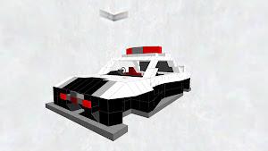 日産 GTR R35 2017Edition パトカー