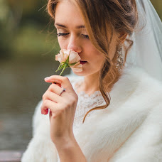 Wedding photographer Larissa Bukar (moresuxo). Photo of 19.11.2016