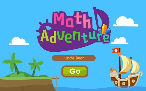 Math Adventure Kids Game Screenshot