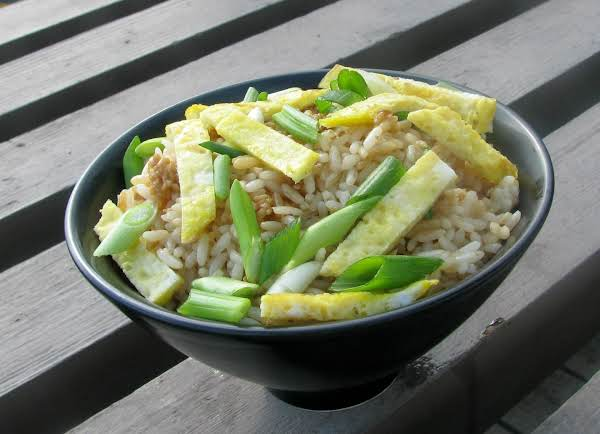 Sinangag (filipino Garlic Fried Rice)