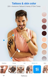Handsome : Men Editor, Hair Styles, Mustache, Abs - náhled