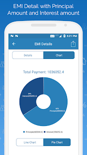 EMI Calculator - Loan & Finance Planner- screenshot thumbnail