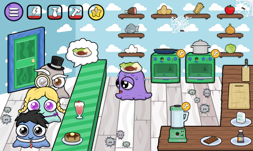 Moy 🍔 Restaurant Chef screenshot 13