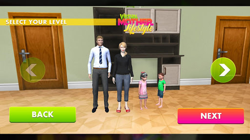 Virtual Mother Lifestyle Simulator 3D apkdebit screenshots 8