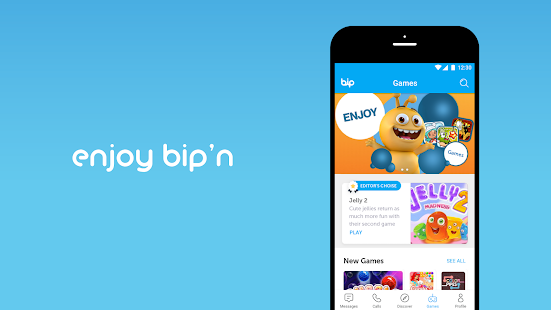 App BiP Messenger APK for Windows Phone