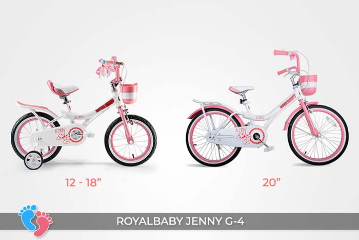 Xe đạp RoyalBaby Jenny G-4 1