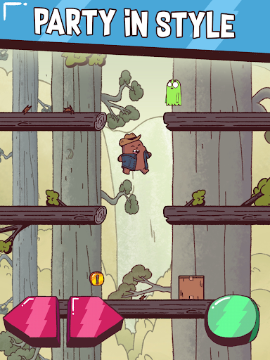 Cartoon Network's Party Dash: Platformer Game screenshots 10