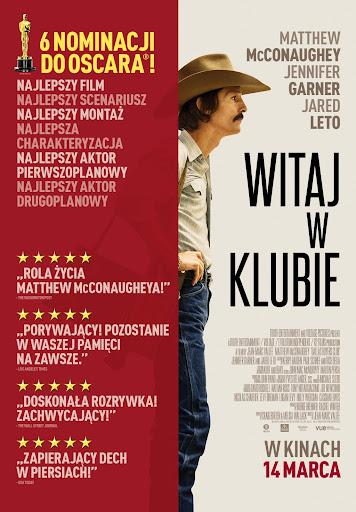 Polski plakat filmu 'Witaj W Klubie'