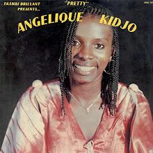 Photo: Portada del primer álbum de Angélique Kidjo
