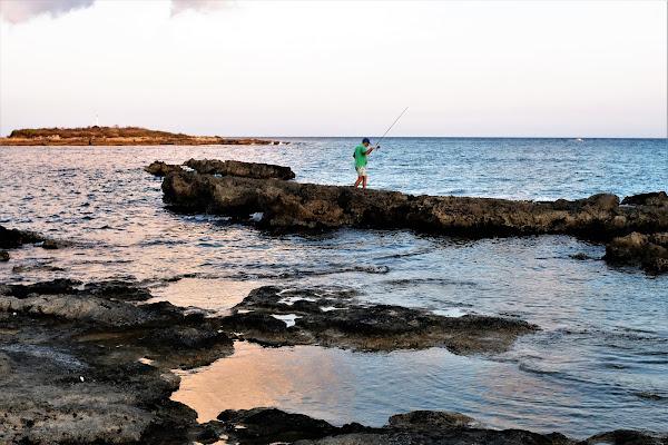 Pescatore della domenica di AngeloEsse