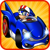 Speed Sonic Car