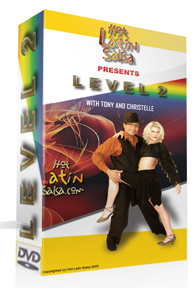 dvd Level 2 - Dance Courses Montreal, LaSalle Classes - Rive-Sud Bachata Lessons