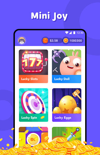 Mini Joy u2013 Casual Game All-In-One  screenshots 1