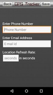 GPS PHONE TRACKER- screenshot thumbnail