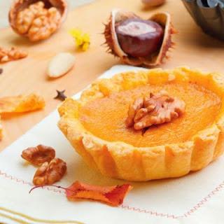 Quick Pumpkin Tarts