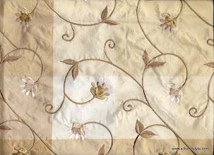 Photo: Soul of Spring 22 - 100% Silk Taffeta Embroidery