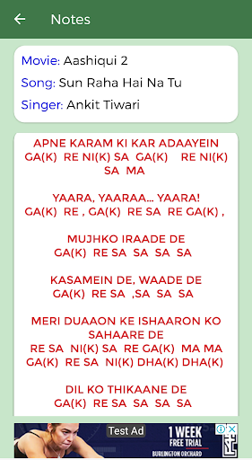 Download Sargam Piano Notes Chords For Bollywood Songs Free For Android Sargam Piano Notes Chords For Bollywood Songs Apk Download Steprimo Com In this blog there are many piano notes for hindi songs and my readers ask the question that how to read these piano notes in my blog and others blogs. download sargam piano notes chords