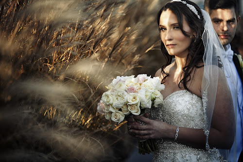 Fashion Wedding by Joseph Humphries - Wedding Bride & Groom ( formal, weddingphotography, wedding, weeds, bride, groom, bokeh )