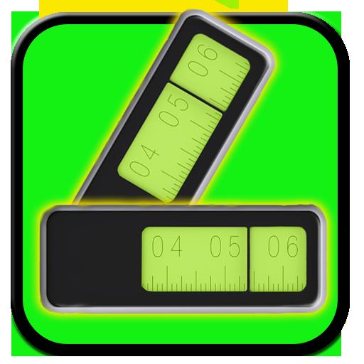 工具のルーラークロックロック LOGO-記事Game