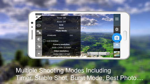 DSLR Zoom Camera 1.95 screenshots 4