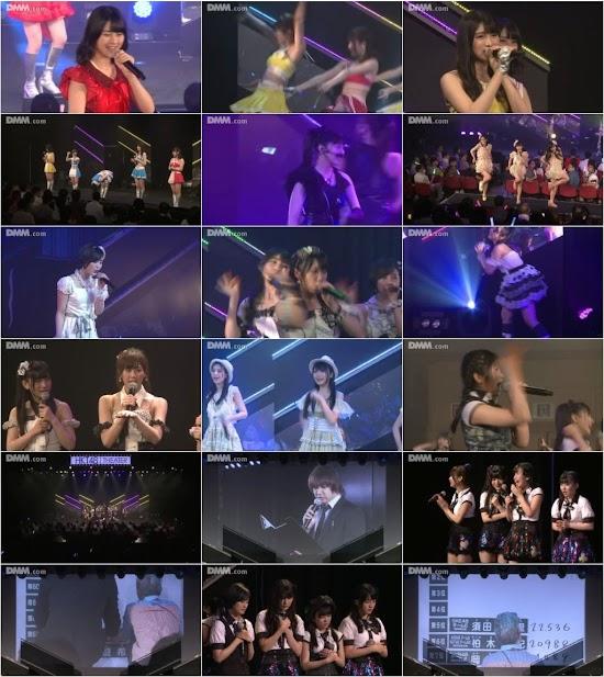 (LIVE)(公演) HKT48 チームH「シアターの女神」公演 160601