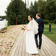 Wedding photographer Aleksandra Kharlamova (akharlamova). Photo of 05.09.2018