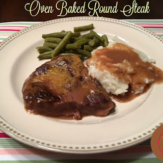 Baked Round Steak Recipes