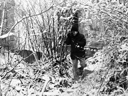 L'uomo delle nevi di rorea
