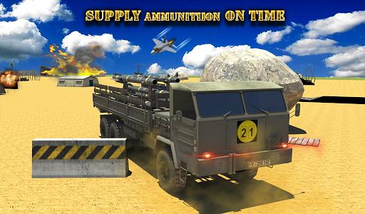 军队作战运输车 玩模擬App免費 玩APPs