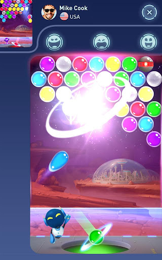Mars Pop - Bubble Shooter screenshot 12