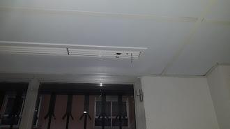 Una rata muerta en el sistema de ventilación.