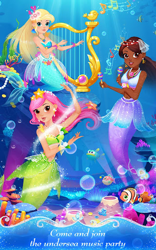 玩免費教育APP|下載Mermaid Undersea Adventure app不用錢|硬是要APP