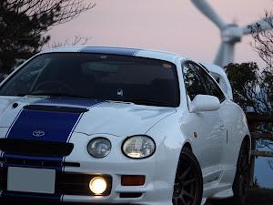 セリカ ST205 GT-FOUR WRCのカスタム事例画像 シェルツ さんの2018年11月19日08:21の投稿