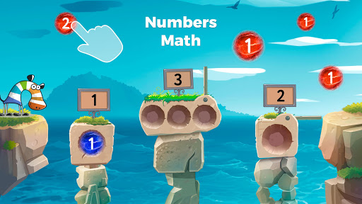 Zebrainy: learning games for kids and toddlers 2-7 5.2.1 screenshots 3