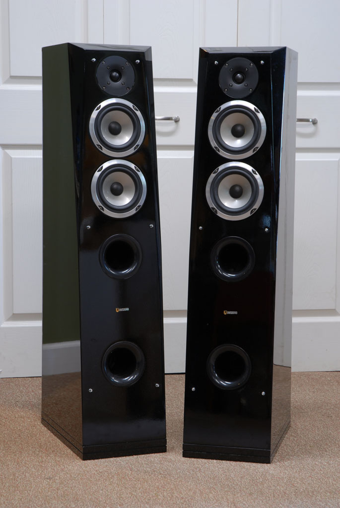 Fs Unisound Wp2503 Speakers Diy Subs And Enclsoures