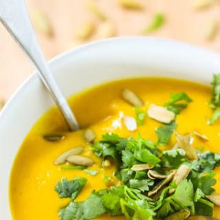 Pumpkin Curry Bisque