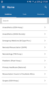 Essential Medical Guidance screenshot 1