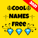 💎 Free & Fire Name Style App - Nickname Generator icon