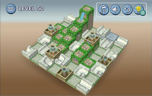 Flow Water Fountain 3D Puzzle Screenshots 14