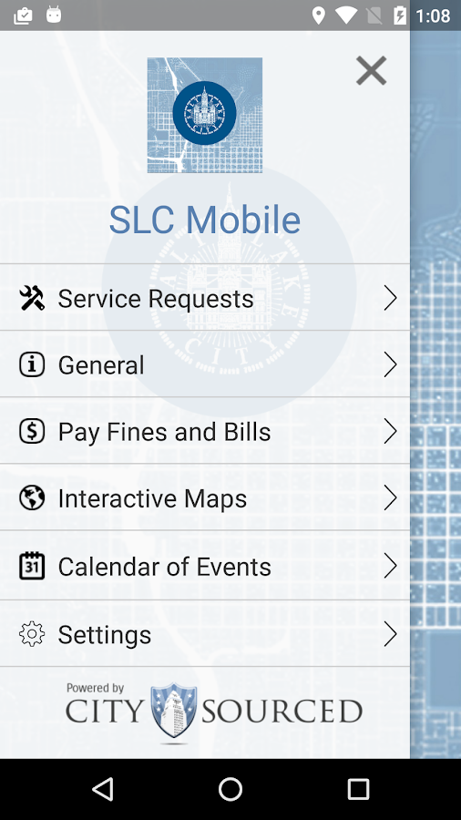 SLC Mobile- screenshot