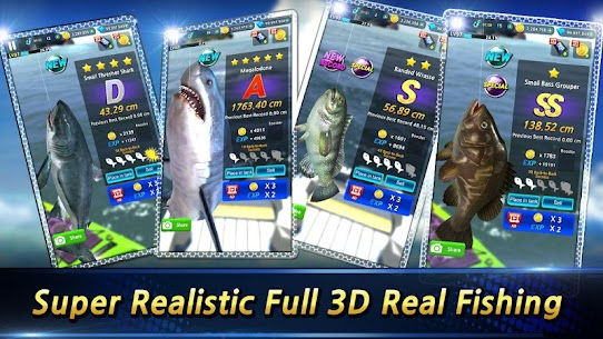Download Monster Fishing 2020 Mod Apk (Unlimited Money) for Android 6