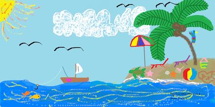 Photo: Happy Beach Days