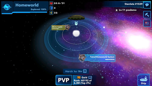 Pixel Starshipsu2122 0.949.7 screenshots 6
