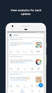 Buffer: Manage Twitter, Facebook, Social Media- screenshot thumbnail