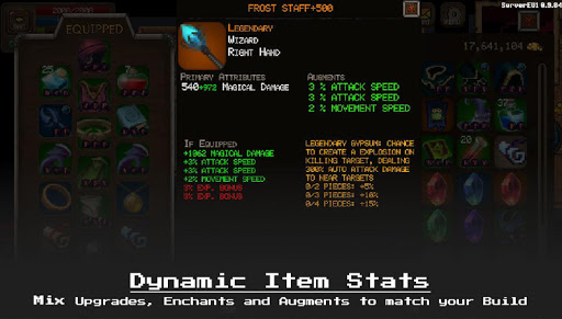 MMORPG Laurum Online - RPG - Pixel MMO - PVP apkdebit screenshots 2