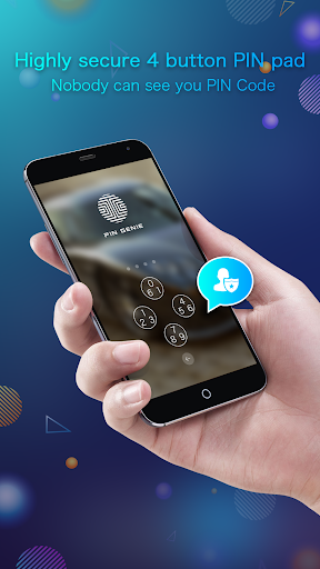 PIN Genie Locker-Screen Lock & Applock screenshot 2